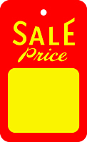Sale & Promotional Tags (328Y)