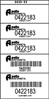 Preprinted Barcode Labels-2
