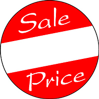 Sale & Price Marking Labels (DP-975)