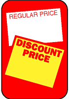 Sale & Price Marking Labels (DP-979)