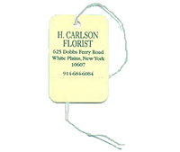 Custom Garment Hang Tags (IM-1498)