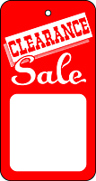 Sale & Promotional Tags (ST641)