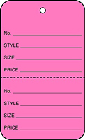 All Purpose Marking Tags (T-1 PINK-S)