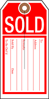 Sale & Promotional Tags (UT101)