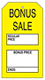 Custom Sale & Retail Tags (CST-5011)