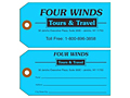 Travel & Tour Luggage Tags (LG-1543)