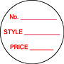 Sale & Price Marking Labels (PSR65)