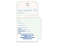 Self Laminating Product ID Tags