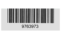 Preprinted Barcode Labels (BCL-1391)