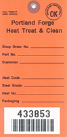 Barcode Hang Tags (BCT-1400)