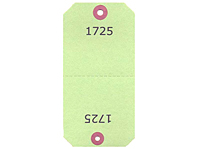 Jumbo Numbered Tags (JNT-1510)
