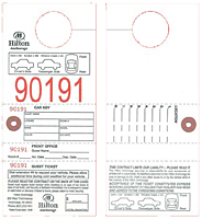 Jumbo Numbered Tags (JNT-1512)