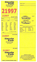 Jumbo Numbered Tags (JNT-1513)
