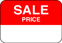 Sale & Price Marking Labels (PS74)