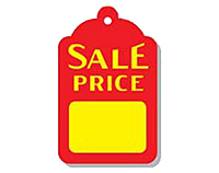 Sale & Promotional Tags (ST665)