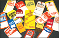 Custom Sale & Retail Tags