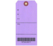 Barcode Hang Tags