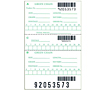 Barcode Waterproof Tags (BCT-1404)