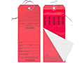 Custom Hotel Luggage Claim Tag (LG-1538)
